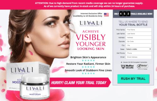 livali cream