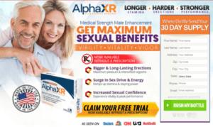 Alpha XR price